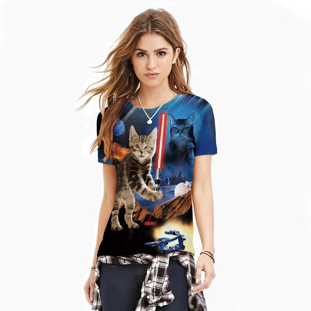 Rushed Promotion Polyester Short Print Woman Camouflage T-shirt Women T Shirt Camp Hiking Shirts