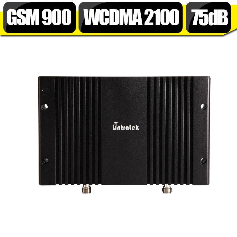 2g 3g Ripetitore 3g Ripetitore Del Segnale di GSM 900 WCDMA 2100 Dual Band Mobiel MGC 75dB 900 mhz 2100 mhz Telefono Cellulare Ripetitore Del Ripetitore Amplificatore