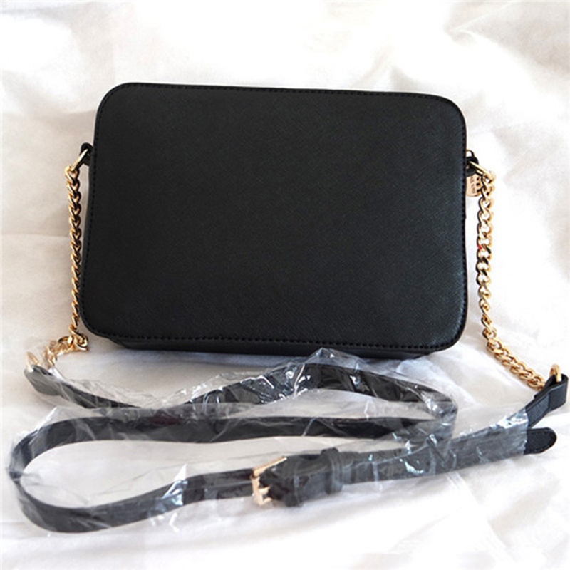 Luxury Designer Women Leather Handbags Brand Messenger Bag Chain Shoulder Crossbody Bags For Woman Phone Purse Bolso Mujer Sac