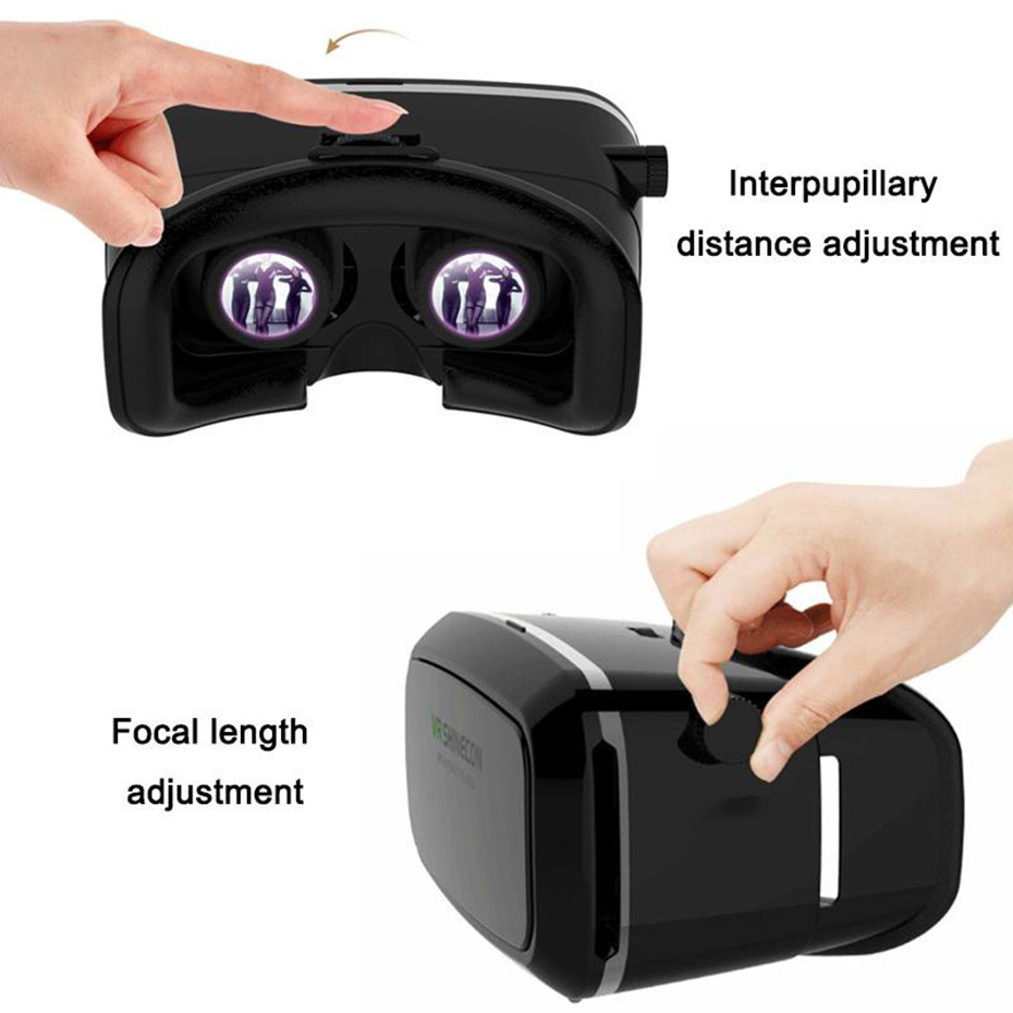 vr 3d vr box 3d vr vr glasses virtual reality virtual pc glasses vr headset virtual reality goggles cardboard 3d glasses1