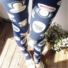 Comic Printed Leggings