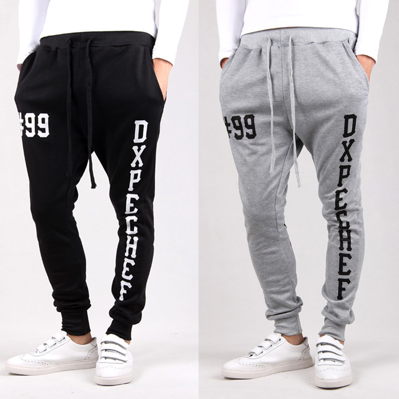 Baseball pants brand sport trousers men jogging boys sweatpants ...