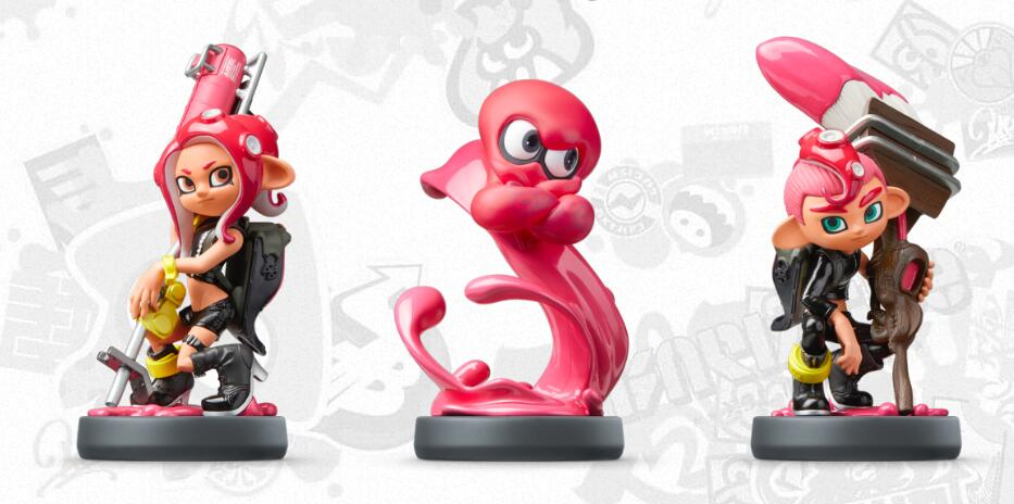 17шт Amiibo карта NFC карта для Splatoon 2 Inkling Girl, Inkling Boy Inkling ўвесь набор