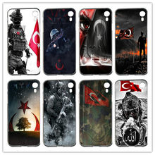 Turkey Flag Soldier Soft TPU Mobile Phone Case Cover for iphone 4 4S 5 5S SE 5C 6 6S 7 8 Plus X XS XR Max Cover(China)