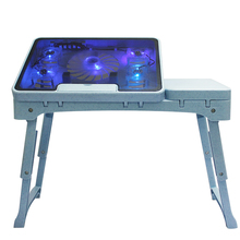 That notebook comter in the dormitory Corner Bed with a small desk lazy table folding simple FREE SHIPPING