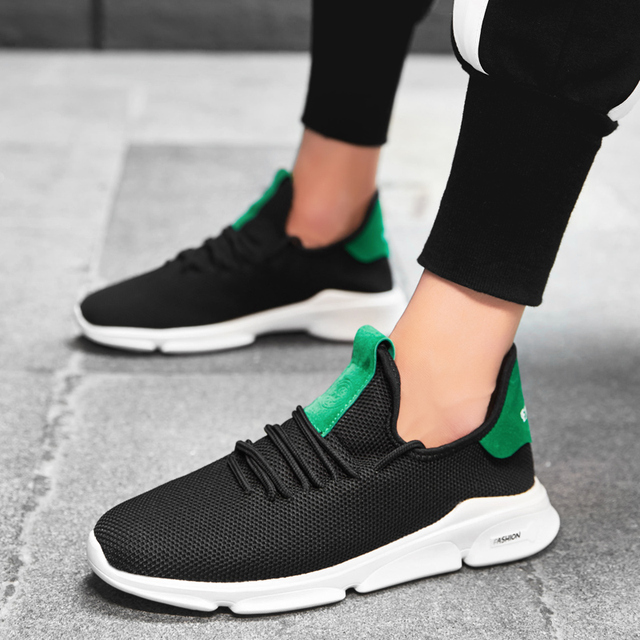 Shoes Men Chaussure Homme Mens Running Shoes Casual Snekers Men Shoes 2019 Spring Sneakers Men Tenis Masculino Adulto