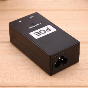 Image 5 - אספקת חשמל DC מתאם 24V 0.5A 24W שולחן העבודה POE כוח מזרק Ethernet מתאם מעקבים טלוויזיה במעגל סגור