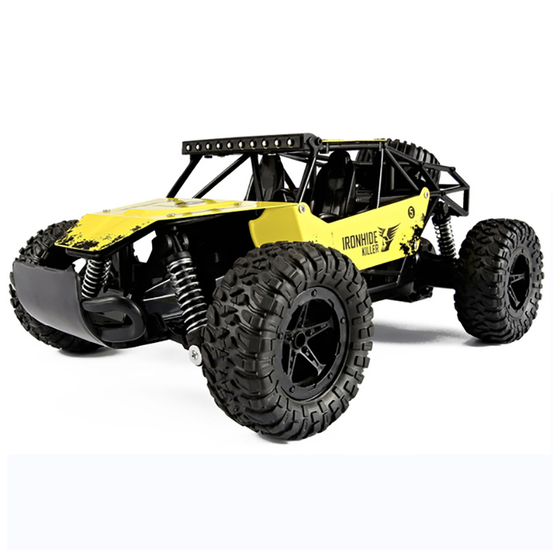 Machine on Remote Control 1:16 2WD Radio RC Car 2.4G Super Cross-Country Climbing Vehicle RC Car Buggy SUV Bigfoot Drift Toy Car