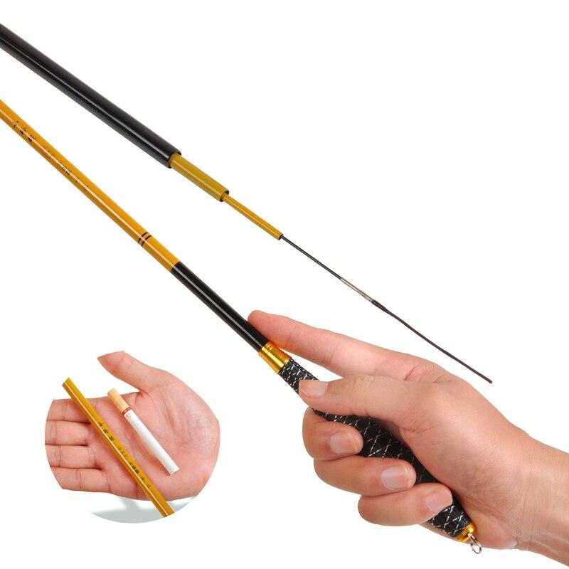 Taiwan Fishing Rod Portable Carp Fishing Rod Ultra Light Pole Stream Fishing Rod 2 7 3