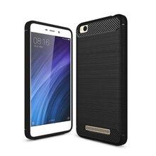 "Originale Mcoldata Casse Del Telefono Per Xiaomi Redmi Caso 4A 5.0 ""forte Anti goccia TPU Soft Cover Per Redmi 4A 4 Una Copertura Posteriore Redmi 4A"