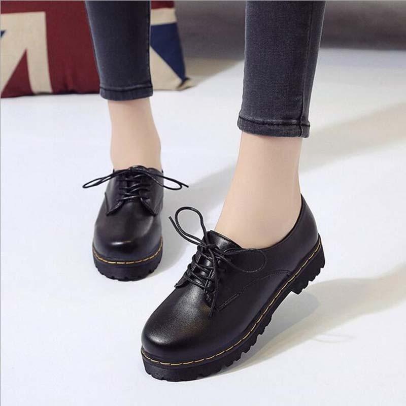 Calidad Zapatos Moda Australia Alta Para De blanco Vintage Negro Mujer Otoño Invierno Martin Lacing 2018 Botas Ug ExT4Xgxq