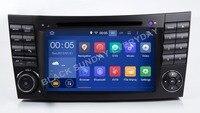 Оперативная память 4G 1024*600 OCTA Core Android 8,0 автомобильный DVD для Mercedes BENZ W211 E Class W219 CLS плеер GPS TV 3g радио Поддержка цифрового ТВ DAB