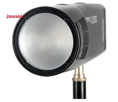Godox Al di Fuori di tasca circolare lampada supporto della lampada portatile multifunzionale attacco esterna sparare fotografia CD15 T03