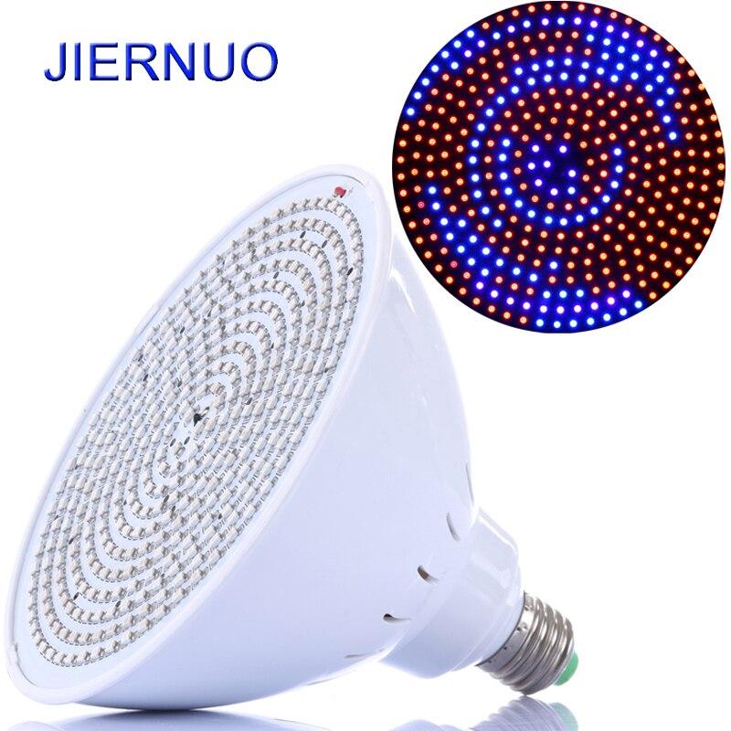 15 W 40 W 50 W LED Élèvent La Lumière Rouge Bleu Usine de LED Lampes E27 SMD3528 AC85 ~ 265 V LED Hydroponique Lampes Pour Fleurs plantes d'intérieur AE