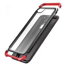Bumper For Apple iPhone 6 S Case 6S X 7 8 Plus 10 Transparen