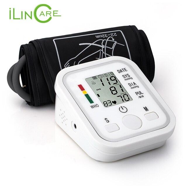 Предплечье монитора артериального давления артериального давления сфигмоманометр машина измерения манжеты кровяного давления метр рука кровяное давление