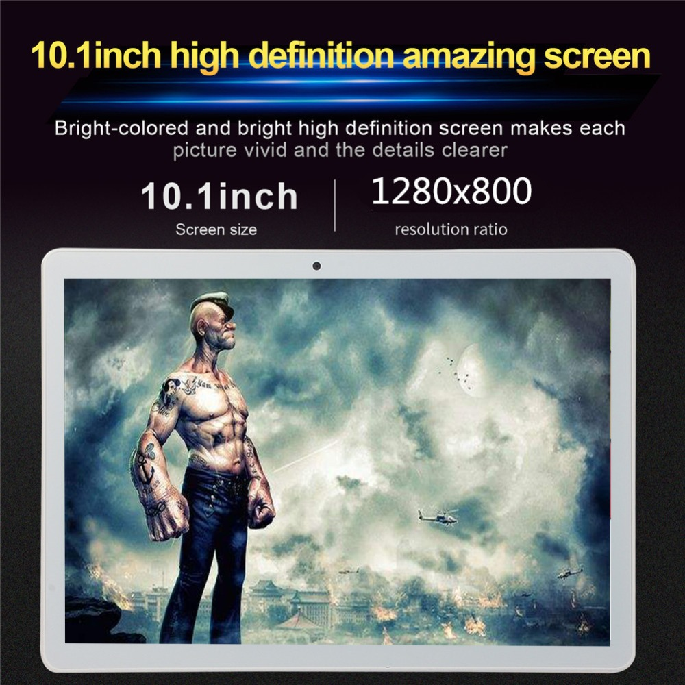 S109  X10 Tab The Kids Tablet 3G 4G LTE FDD Android 8.1 Octa Core Tablets 6GB RAM 64GB ROM  GPS 10.1' Tablet IPS Screen 5MP