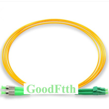 цена на Fiber Optic Patch Cord Jumper FC/APC-LC/APC LC/APC-FC/APC SM Duplex GoodFtth 100-500m
