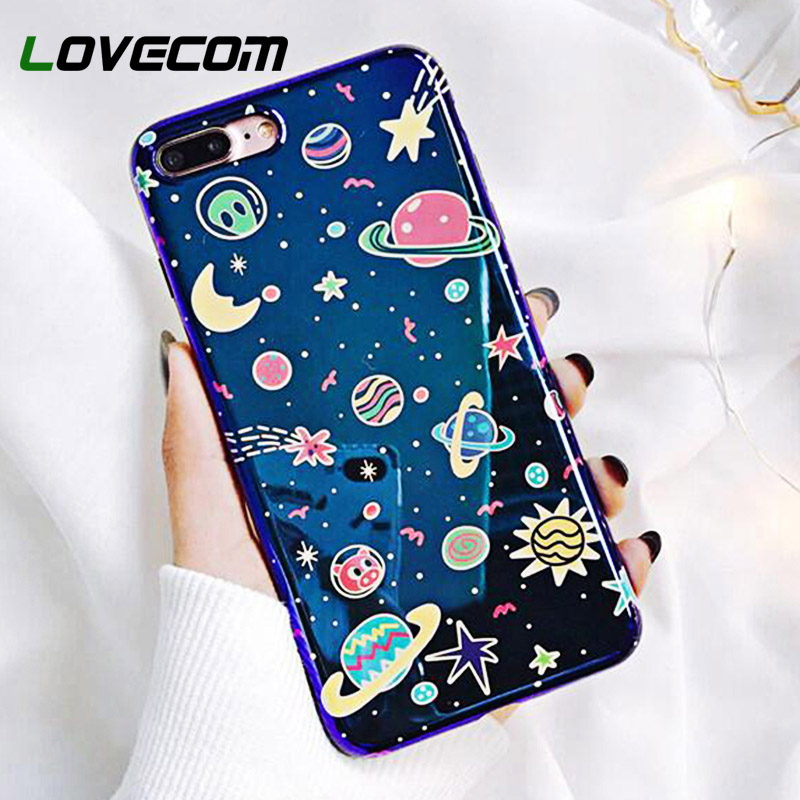 Cellphones & Telecommunications Trustful Tomocomo Fashion Space Moons Cartoon Case Cute Candy Airplane Frosted Hard Cover Phone Cases For Iphone7 6 6s Plus 8 8plus X