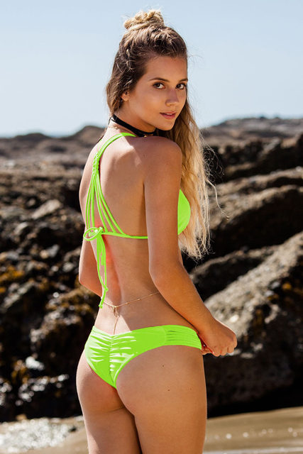 Ретро секси пляж