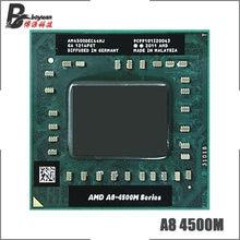 AMD A8-Series A8-4500M A8 4500M 1,9 GHz Quad-Core Quad-Hilo de procesador de CPU AM4500DEC44HJ hembra FS1