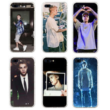 Justin Bieber  Phone Cases Cover for Apple iPhone 5 5s 6 6s 7 8 Plus X Soft CASE