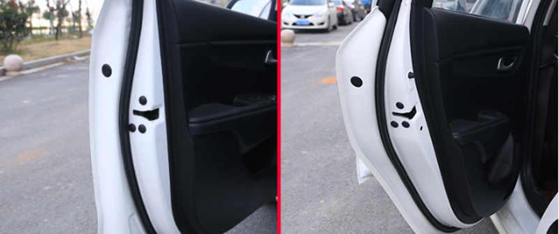 12 шт. Автомобильный Дверной замок винтовая Защита Крышка для Honda CRV Accord HR-V Vezel Fit городская видеокамера сrider Odeysey Crosstour Jazz Jade
