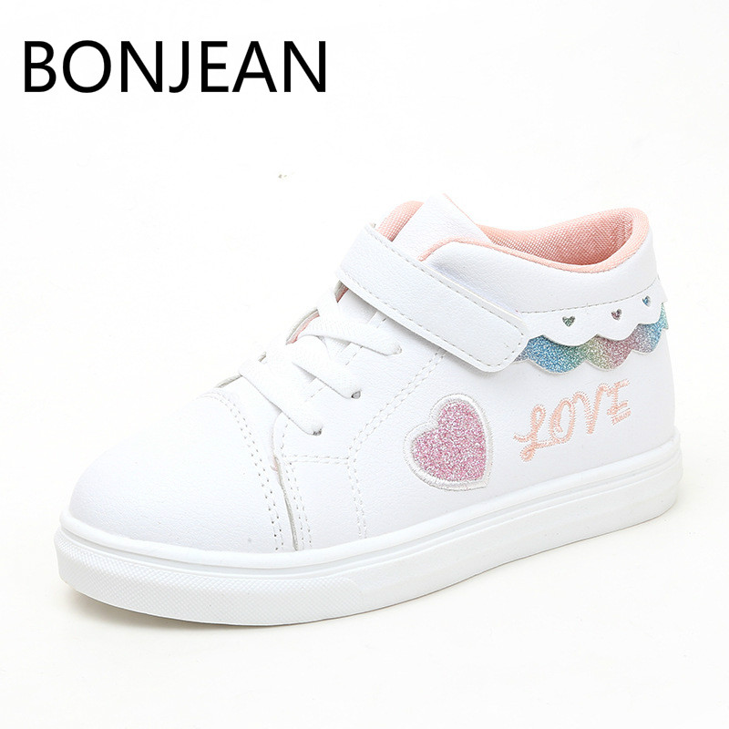 fdfb5d516 Tenis Infantil Menino Tenis Infantil Menina Casual Spring And New Student  Sports Shoes Children's Loafers Baby Girl Sneakers