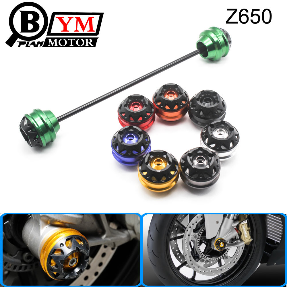 Free delivery for TRIUMPH 675 STREET TRIPLE R 2008-2016CNC Modified Motorcycle Front and rear wheels drop ball / shock absorber yuvraj singh negi biopolymers for targeted drug delivery systems