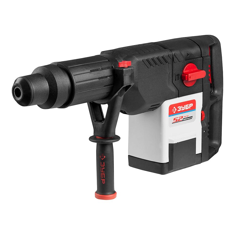 Hammer electric ZUBR PAZ-52-1500 EK demolition hammer zubr zmm 25 1500 evk