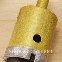 35 мм Роскошные алмазного сверла   1.4 ''мраморные Керамика конкретный кирпич бурильных головок   Золотой цвет, очень приятно