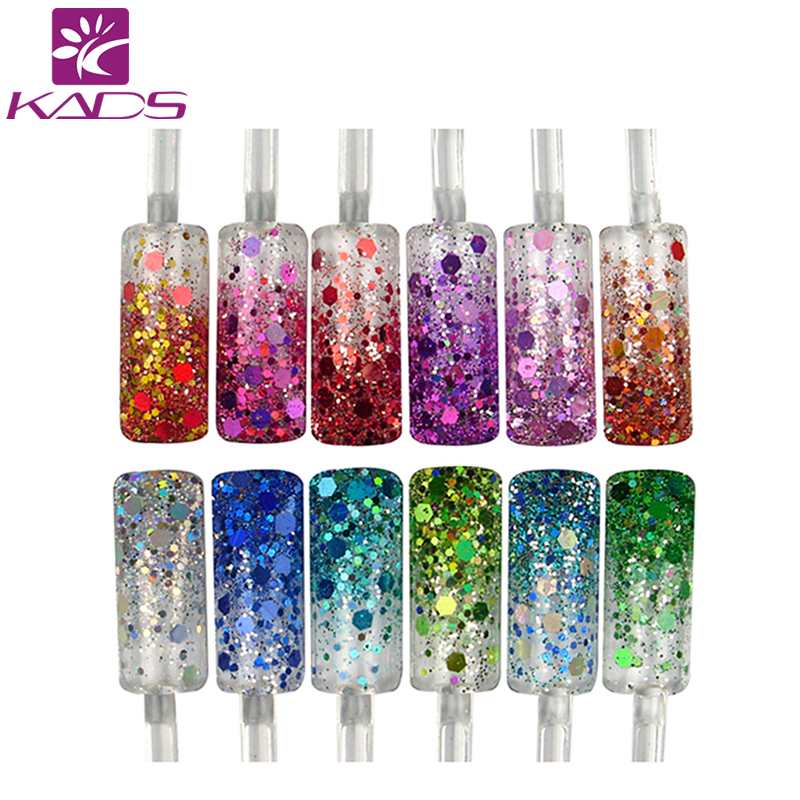 KADS NEW Arrival MIX Nail Powder.Nail Art Decoration Glitter Nail Glitter Powder for glitter powder nail art tips Decorations 3d punk acrylic rhinestones for nail art jewelry glitter tools decorations alloy rivet spikes diy decoration na183