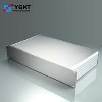 YGH 001 482*88*250 2U rack mount chassis aluminum project box metal enclosure box
