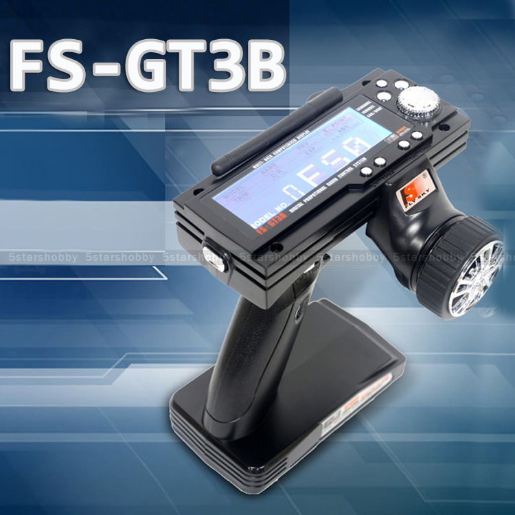 FlySky FS-GT3B 2.4G 3CH LED Transmitter & Receiver for Radio Control RC Car Boat brand new flysky fs ctm01 temperature collection module for ia6b ia10 suitable for rc car boat aircraft quadcopters