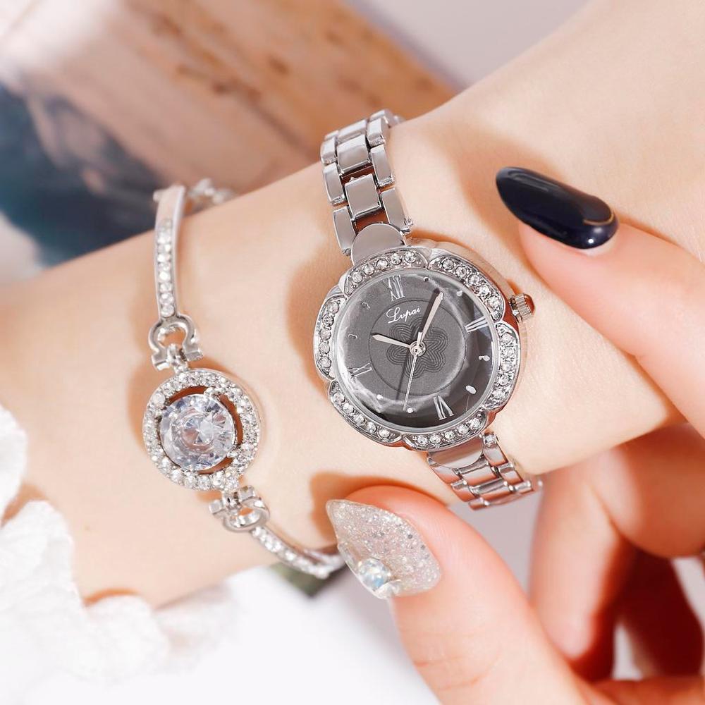 Silver Black Bracele