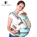 Baby Multifunctional Carrier Infant Adjustable Front Carry Newborn Comfortable Sling Hipseat Baby Wrap Backpack With Pouch