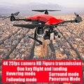 SIMTOO cámara drone DF03 4 K cámara Flotando Tras Envolvente Panorama GPS 2D holder Envío gratis