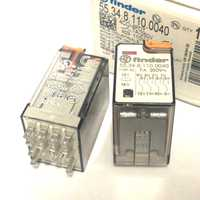 Brand new and original finder 55.34.8.110.0040 55.34 110VAC 7A 4co finder relay