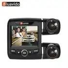 Bluavido Dual Objektiv FHD 1080P Auto DVR Kamera mit 1080P Hinten cam WDR Nachtsicht Novatek 96663 Auto video Recorder Für Uber Taxi - 1