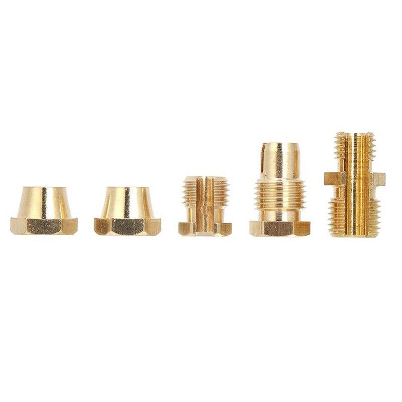 GYTB 1500 мм газовая плита Универсальный термопара комплект M6X0.75 с переливом гайка (пять) замена термопары