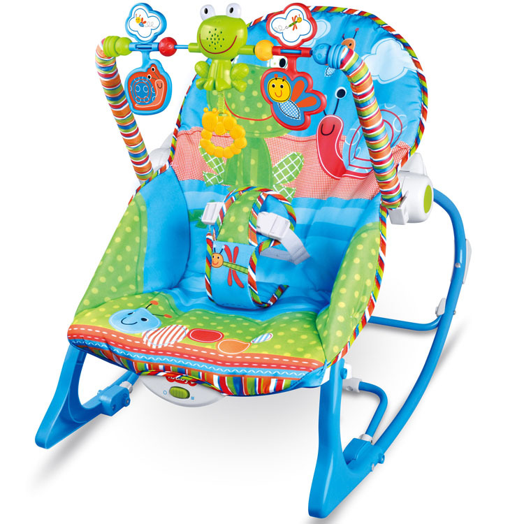 Infant-To-Toddler Rocker Seat Sleeper Swing Bouncer Toy Chair Baby Infant Toddler Rocker Cradle Seat Rocking Chair Sleeper