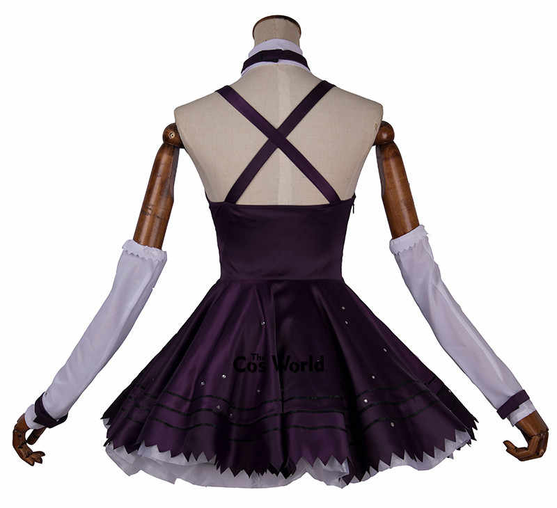 FGO Fate Grand для Ishtar tohsaka Rin Луна подруга Лолита платье наряд Аниме Костюмы Косплея