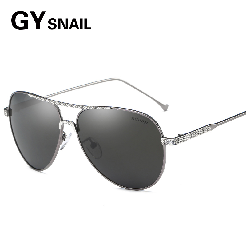 GYsnail Brand Polarized Sunglasses Men New Design Fishing Driving Sun Glasses Eyewear Oculos Gafas De So