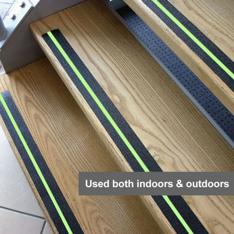 Non Slip Safety Grip Tape Anti-slip Indoor/Outdoor Stickers Strong Adhesive Safety Traction Tape Stairs Floor