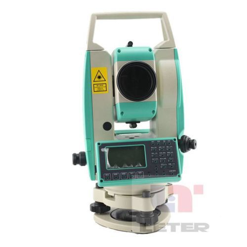 Total Station, distance to the prism,RTS-822A, Ruide,