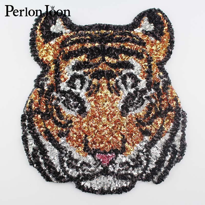 ♔ >> Fast delivery big patch tiger in Bike Pro
