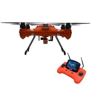 Swellpro Splash Drone 3 Waterproof with Monitor Fisherman Quadcopter RTF swellpro водонепроницаемые fpv беспилотный авто версия