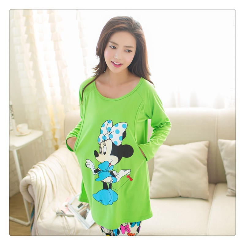 100% Cotton Maternity Sleepwear (3)