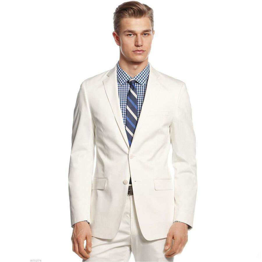 Popular Men White Costume Suit-Buy Cheap Men White Costume Suit ...