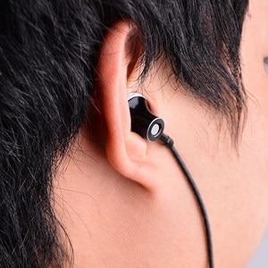 Image 5 - Ollivan MS16 наушники вкладыши 3,5 мм, спортивные наушники для бега с микрофоном, проводное управление, наушники для телефона/ПК/планшета
